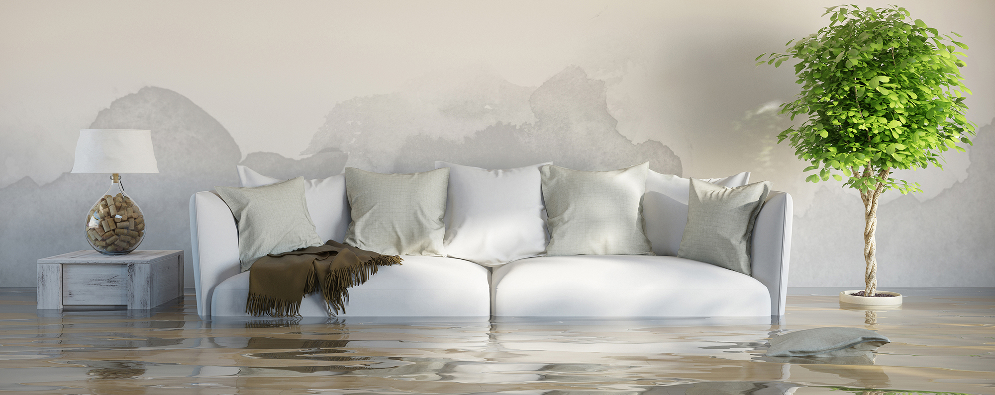 prevent water damage during holiday vacation