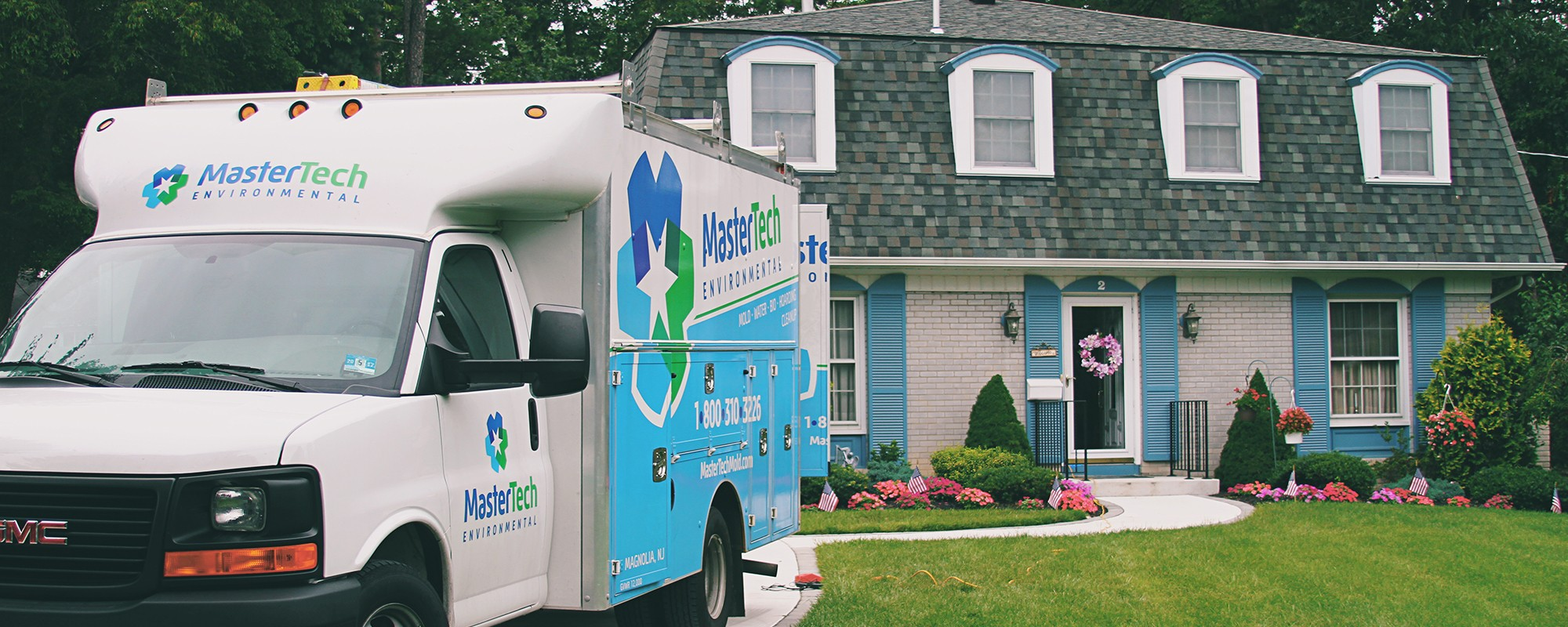 hidden mold growth and water damage nj