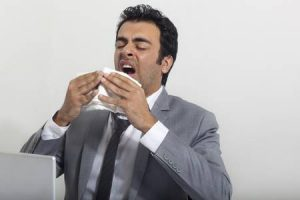 fall allergies caused by indoor mold