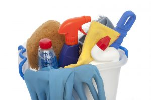 cleaning products affect indoor air quality