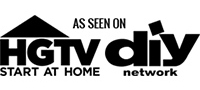 featured on HGTV & DIY Networks