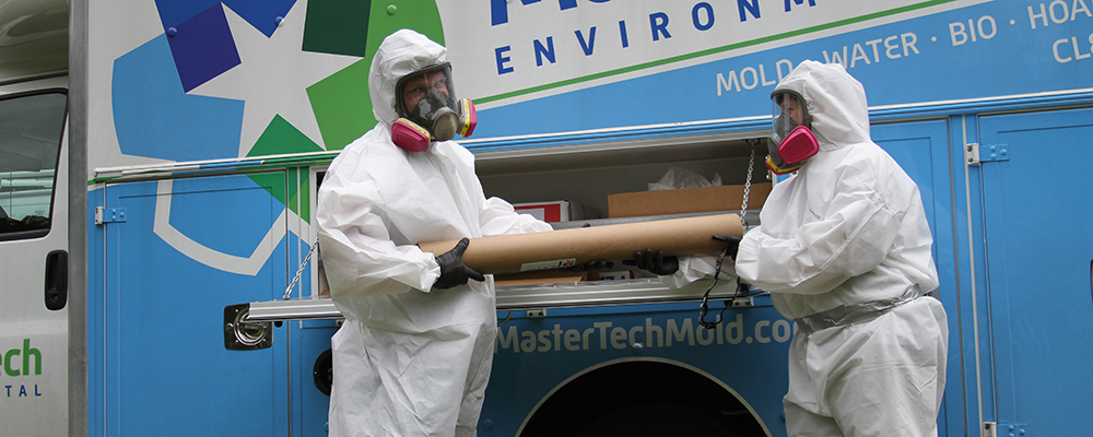 safe Mold Cleanup in Montgomeryville, PA, 18936, Montgomery County (4757)