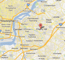 Mold Remediation in Cherry Hill Mall, NJ, 08002, Camden County (6730)