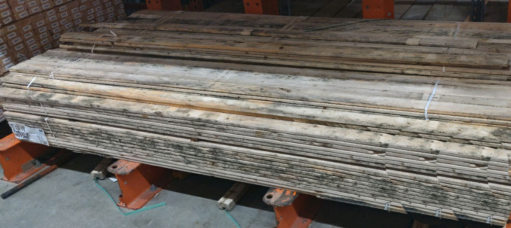 avoid moldy building materials at hardware stores