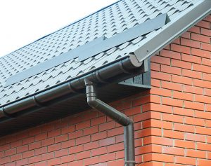 ensure gutters are clean and free of debris as part of spring home maintenance
