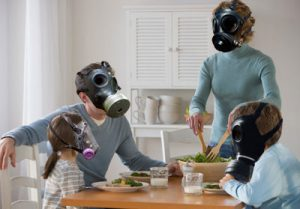 indoor allergens cause irritation and allergic reactions