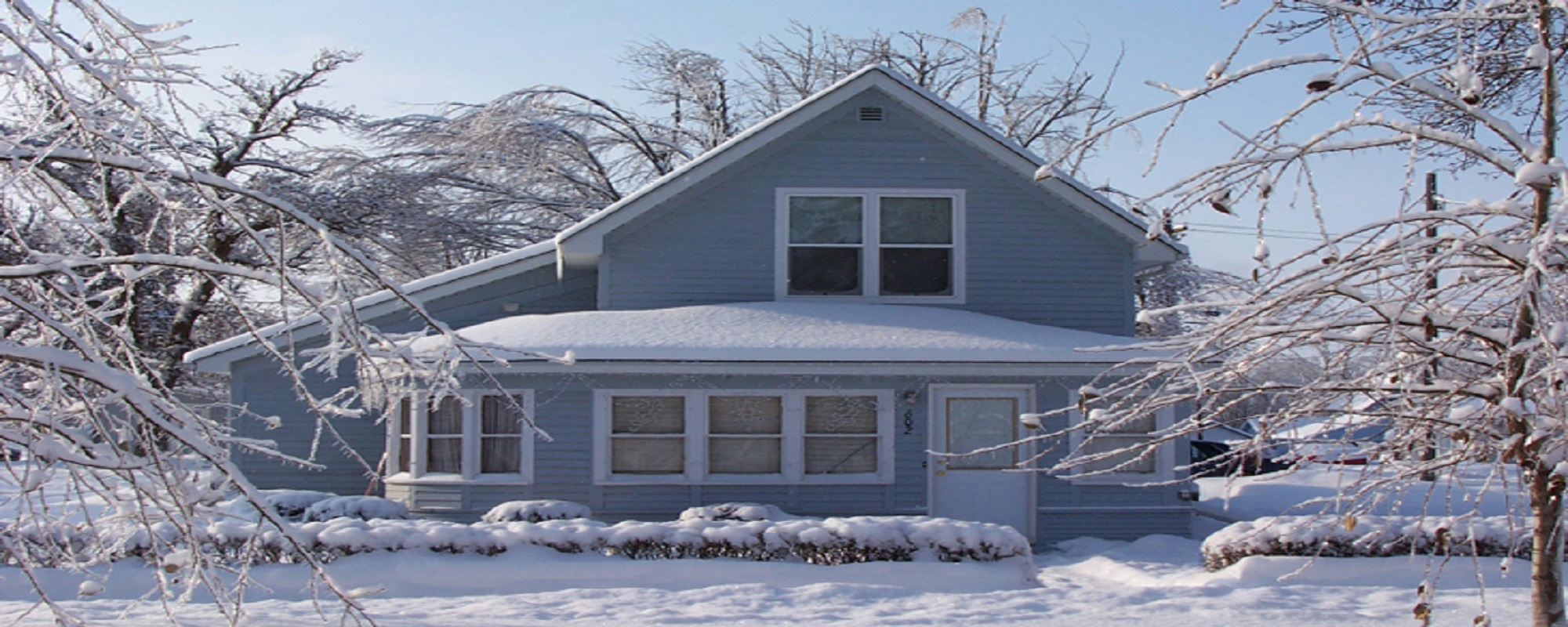 prevent damaged roof this winter