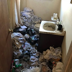 severe hoarding cleanup south jersey